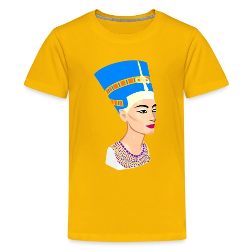 Queen Nefertiti - Kids' Premium T-Shirt