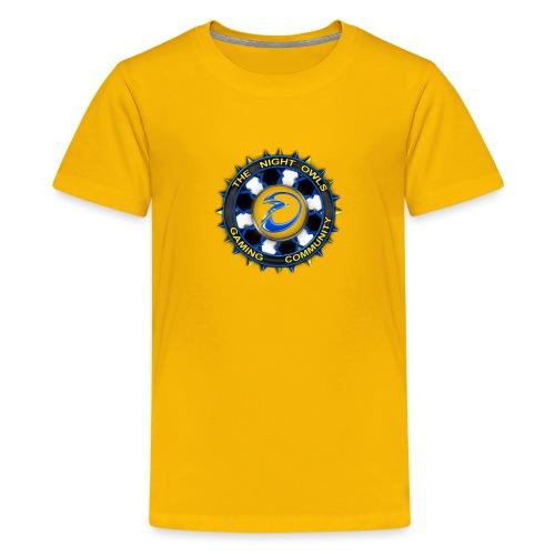 Night Owls Gaming Logo - Kids' Premium T-Shirt