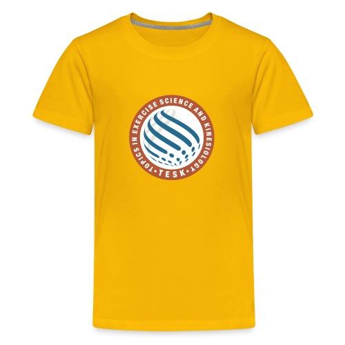 TESK circle - Kids' Premium T-Shirt