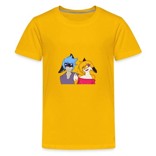 Ethan+Ella - Kids' Premium T-Shirt