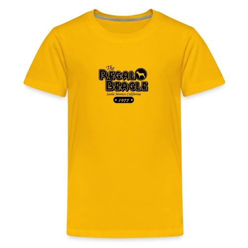 The Regal Beagle Three S Company - Kids' Premium T-Shirt