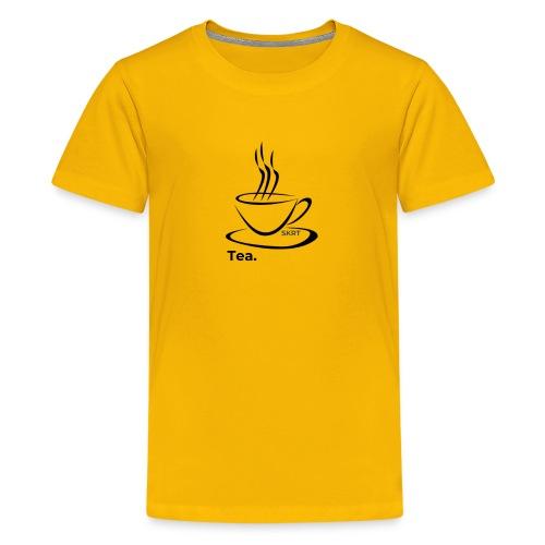 Tea. - Kids' Premium T-Shirt