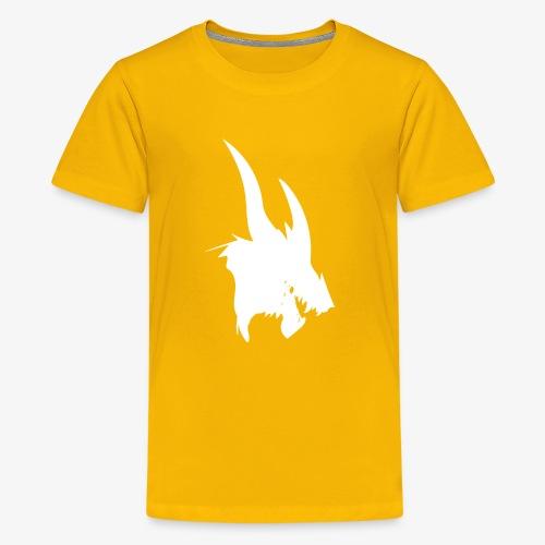 dragon sil - Kids' Premium T-Shirt