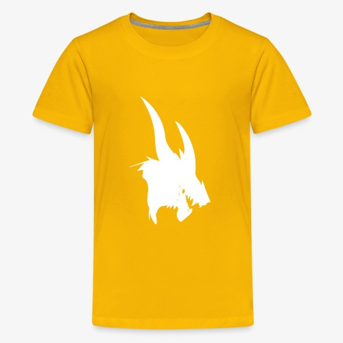 dragon sil - Kids' Premium T-Shirt
