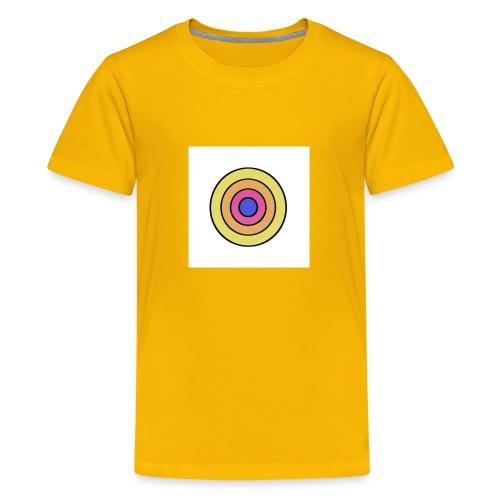 Tabernacle Society's Symbol - Kids' Premium T-Shirt