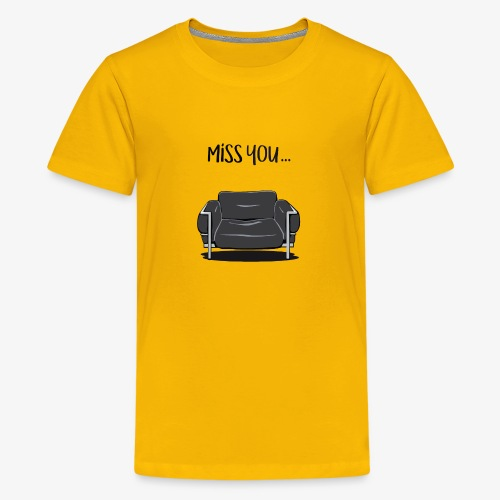 Miss You - Kids' Premium T-Shirt