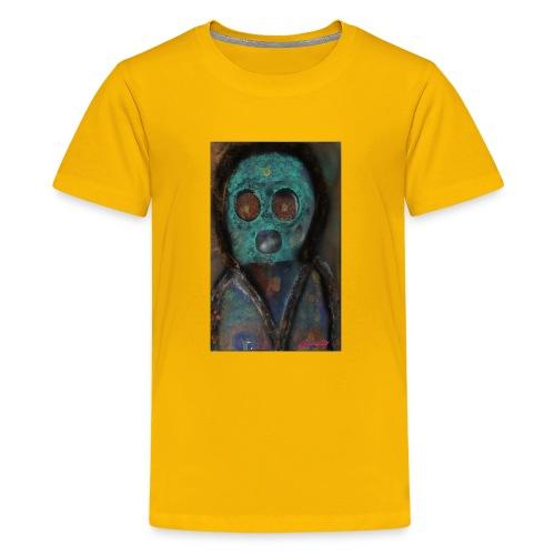 The galactic space monkey - Kids' Premium T-Shirt
