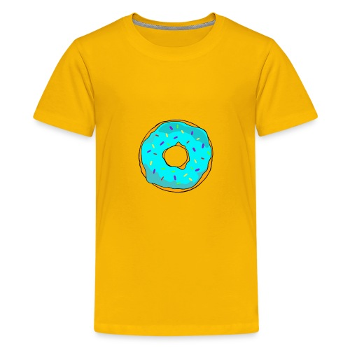 Fresh Threads Donut - Kids' Premium T-Shirt