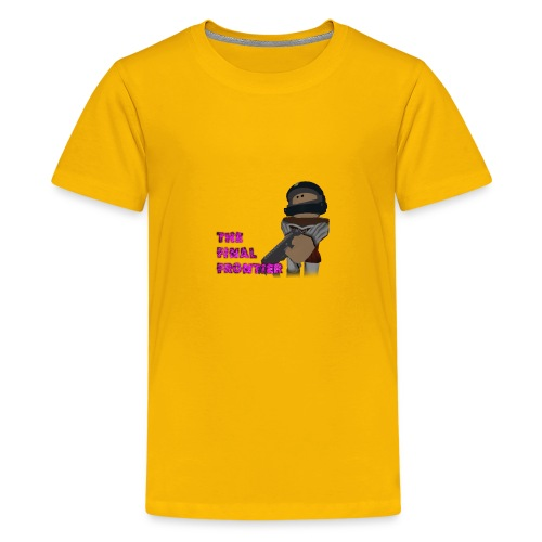 The Final Frontier Sports Items - Kids' Premium T-Shirt