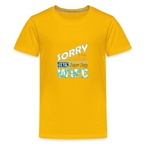 Super sexy Wife t shirt - Kids' Premium T-Shirt