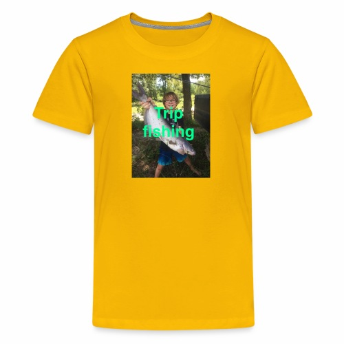 Fishing merch - Kids' Premium T-Shirt