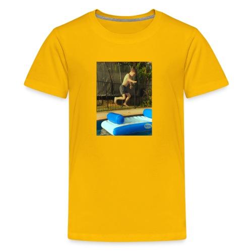 jump clothing - Kids' Premium T-Shirt