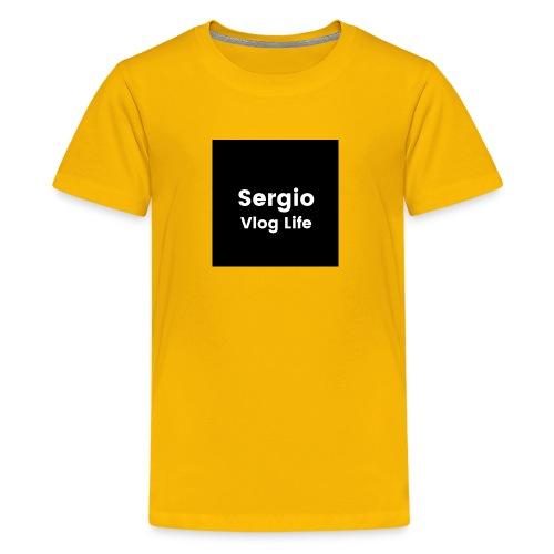 Sergio Lopez - Kids' Premium T-Shirt
