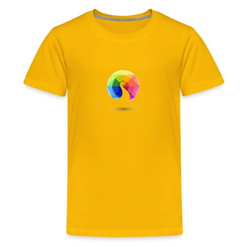 color logo - Kids' Premium T-Shirt