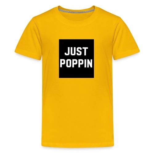Just poppin - Kids' Premium T-Shirt