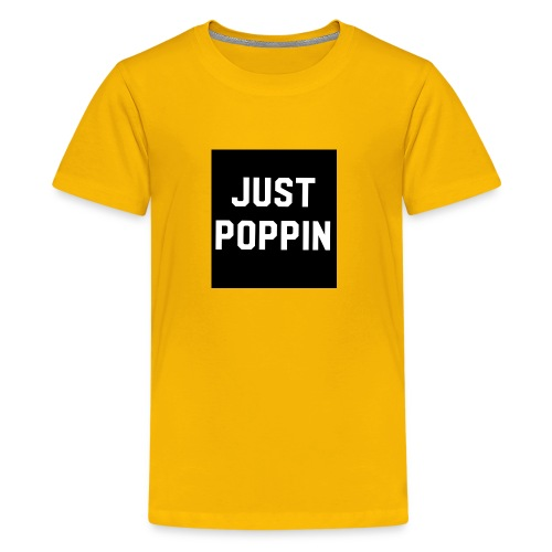 Just poppin - Kids' Premium T-Shirt