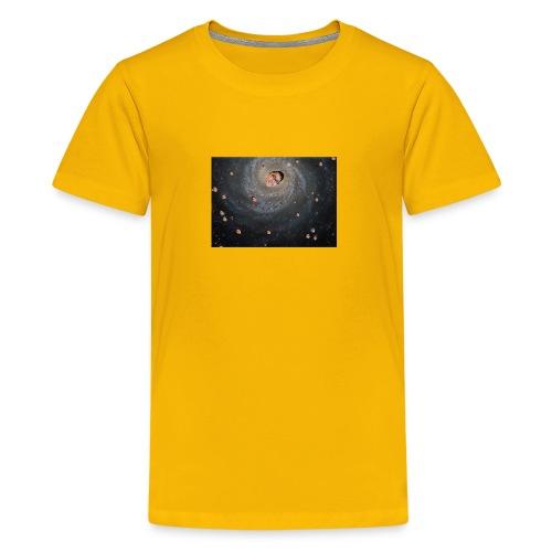 Space Michael - Kids' Premium T-Shirt