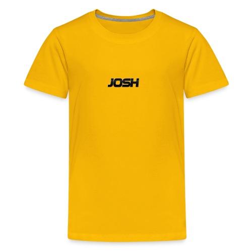 Josh phone case - Kids' Premium T-Shirt