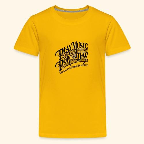 shirt3 FINAL - Kids' Premium T-Shirt
