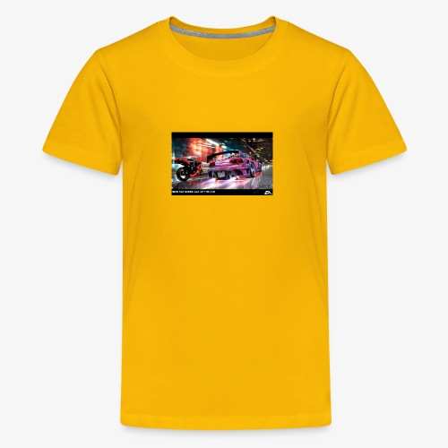 NFS Out Of The Law - Kids' Premium T-Shirt