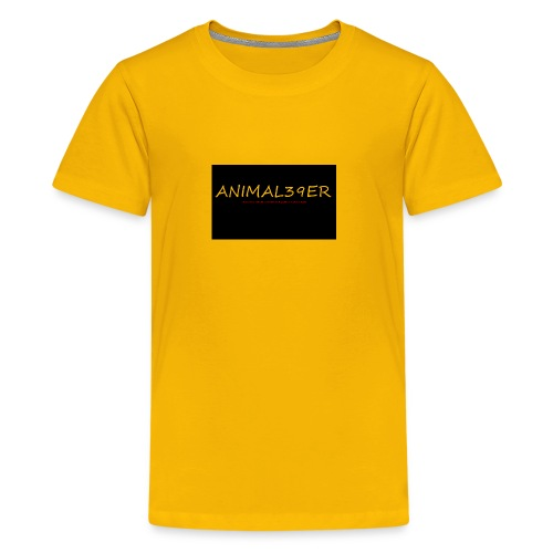 Animal39er with link - Kids' Premium T-Shirt