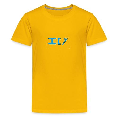 Icy - Kids' Premium T-Shirt