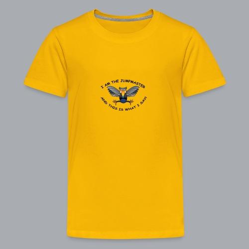 The Jump Master - Kids' Premium T-Shirt