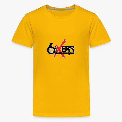 6ixersLogo - Kids' Premium T-Shirt