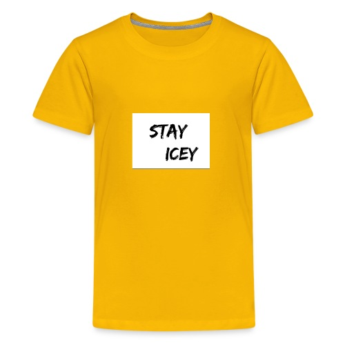 Stay Icey Merch - Kids' Premium T-Shirt
