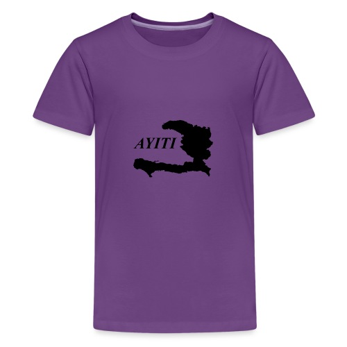 Hispaniola - Kids' Premium T-Shirt