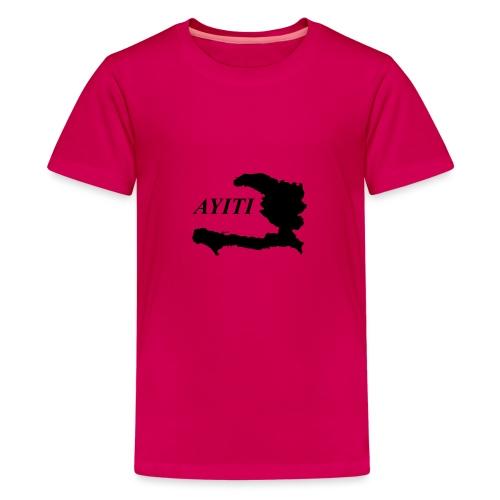 Hispaniola - Kids' Premium T-Shirt