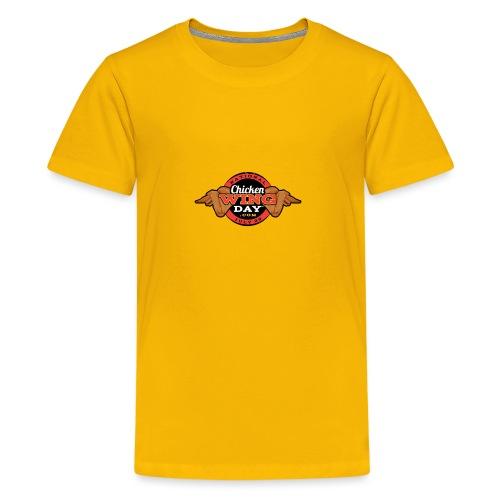 Chicken Wing Day - Kids' Premium T-Shirt