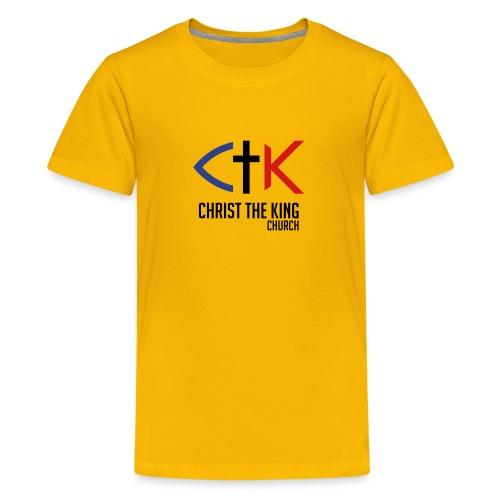 ctklogosvg - Kids' Premium T-Shirt