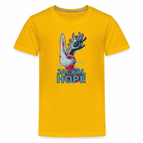 Jackalhope - Kids' Premium T-Shirt
