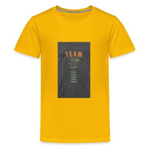 Team 10JR official - Kids' Premium T-Shirt