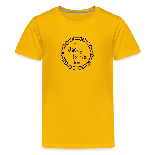 Jacky Bones b - Kids' Premium T-Shirt
