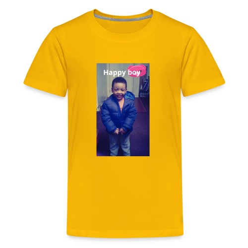 The happy ending - Kids' Premium T-Shirt