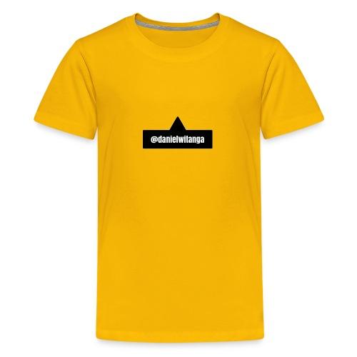 danielwitanga POP TAG - Kids' Premium T-Shirt