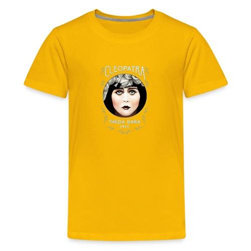 Theda Bara as Cleopatra (1917) - Kids' Premium T-Shirt