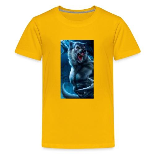 Werewolf - Kids' Premium T-Shirt