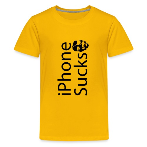 iPhone Sucks - Kids' Premium T-Shirt