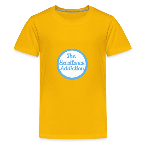 The Excellence Addiction Brand - Kids' Premium T-Shirt