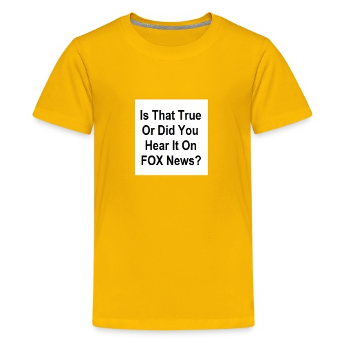 Spread Design 01 - Kids' Premium T-Shirt