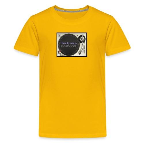 technics 1 - Kids' Premium T-Shirt