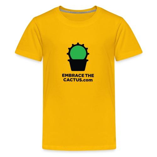 embracethecactus - Kids' Premium T-Shirt