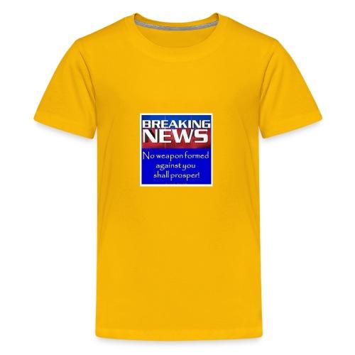 Isaiah 54:17 - Kids' Premium T-Shirt