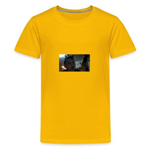 TRIPPIE J face tee-shirt - Kids' Premium T-Shirt