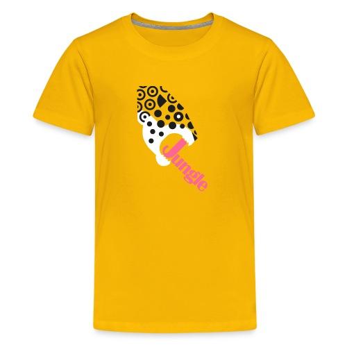 Jaguar calling - Kids' Premium T-Shirt