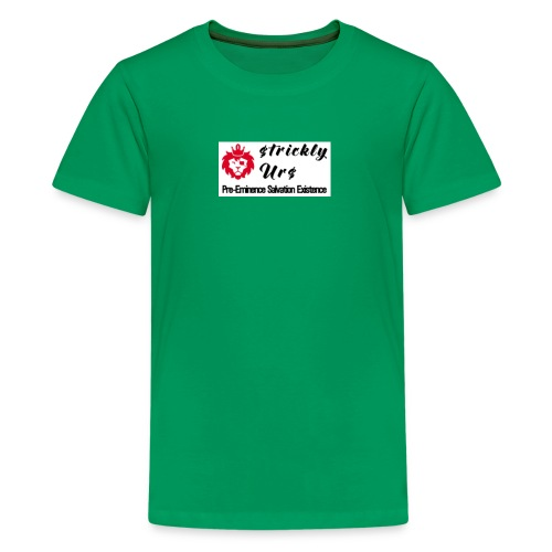 E Strictly Urs - Kids' Premium T-Shirt