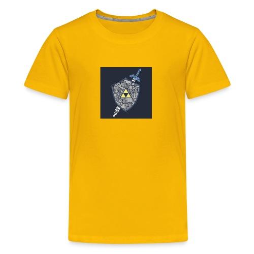 zelda dope - Kids' Premium T-Shirt